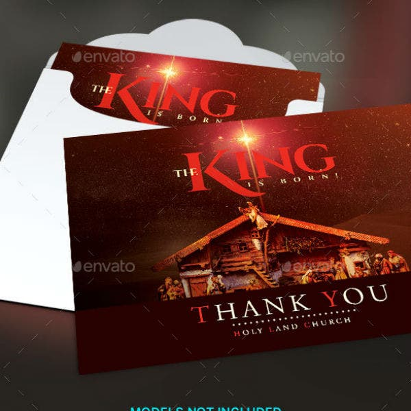 14 Religious Thank You Card Templates Designs Psd Ai Free