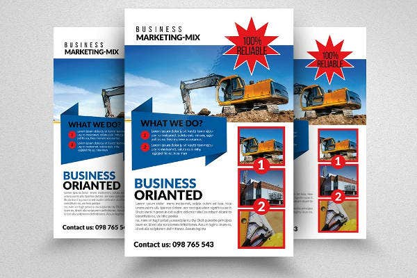 civil engineer architect flyer1