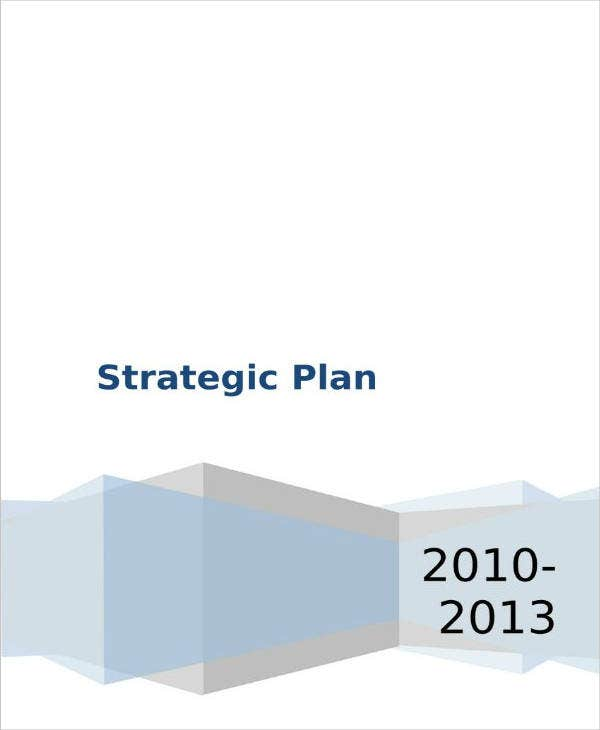 Community College Strategic Plan DOC