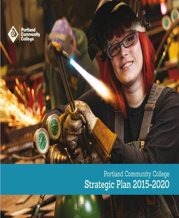 Community College Strategic Plan PDF