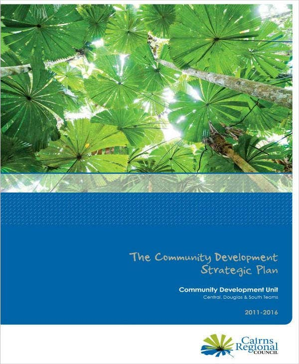 Community Development Strategic Plan