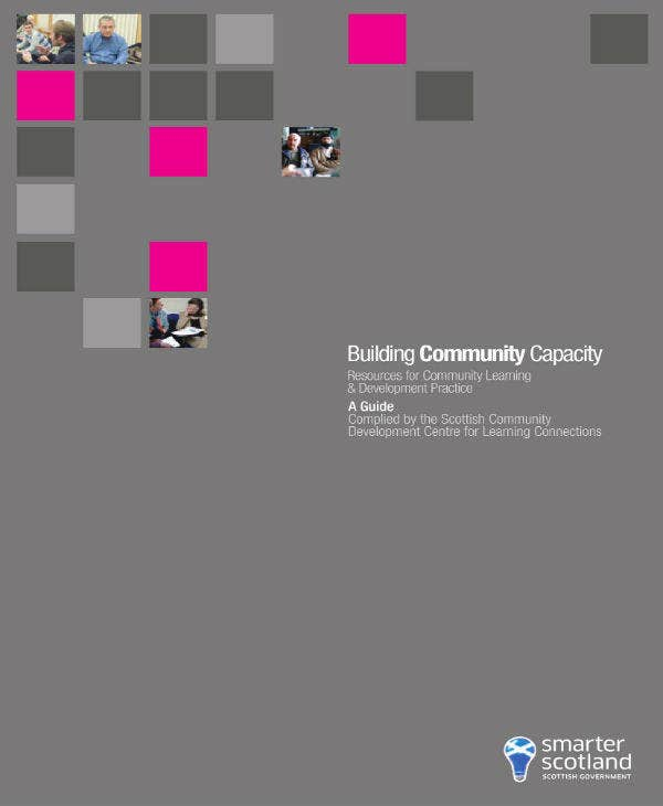 community project plan guide