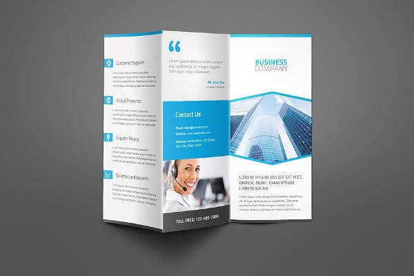 social media brochure template - 9 social media consultant brochure designs templates