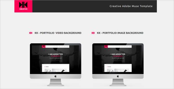 creative agency portfolio