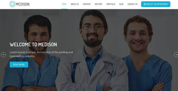creative-dental-clinic-website-template