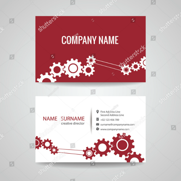 15  engineer business card templates