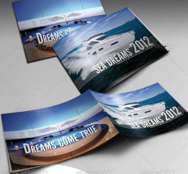 Cruise Brochure Example