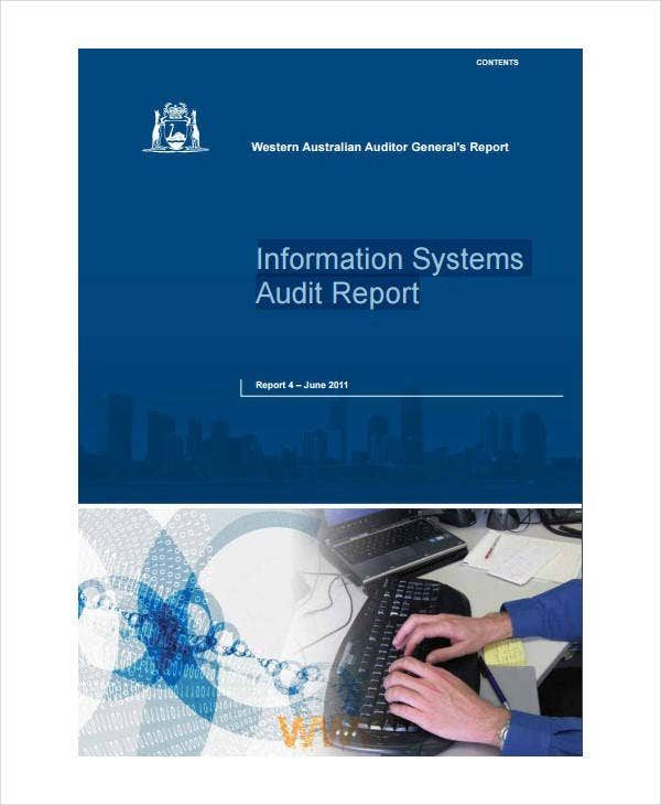 Cyber Information Systems Audit Report