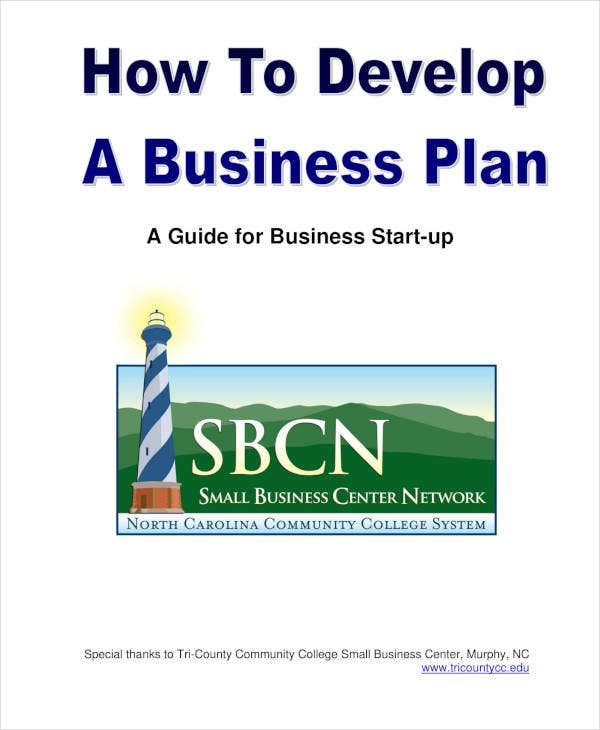 developing a business marketing plan