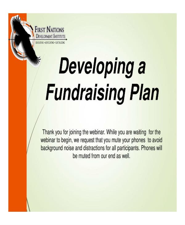 developing a fundraising plan 01