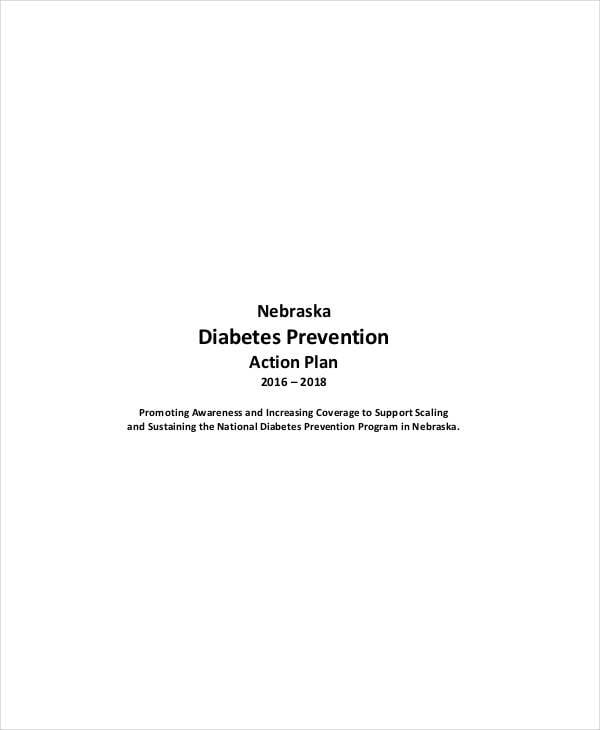 diabetes prevention action plan