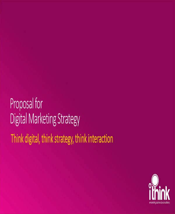Digital Marketing Strategic Plan