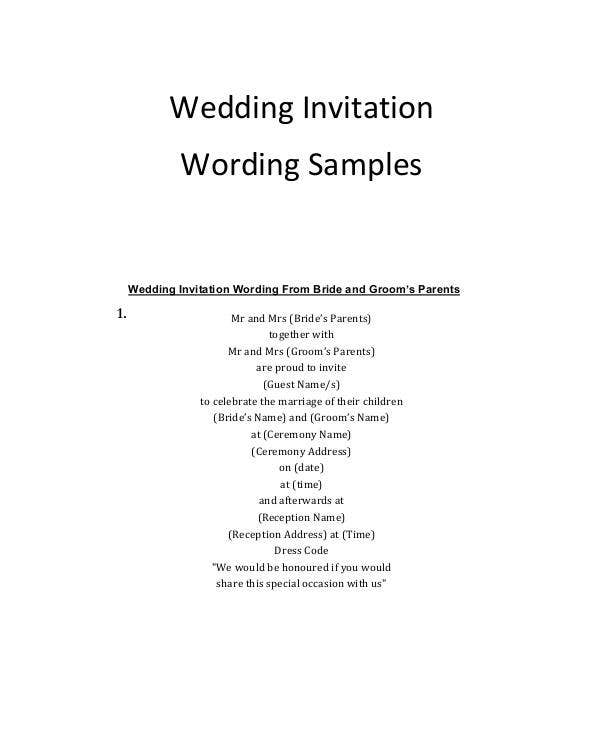 download wedding invitation templates in pdf
