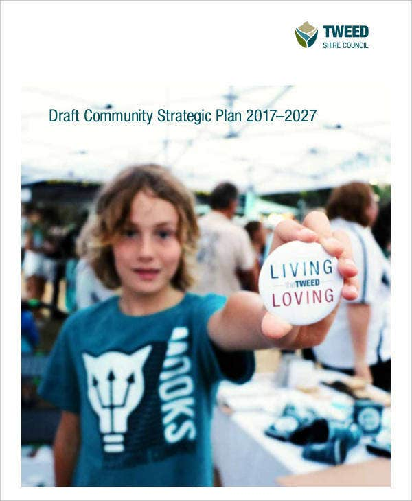 Draft Community Strategic Plan