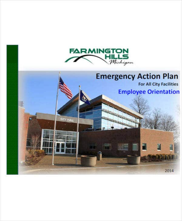 employee emergency action plan