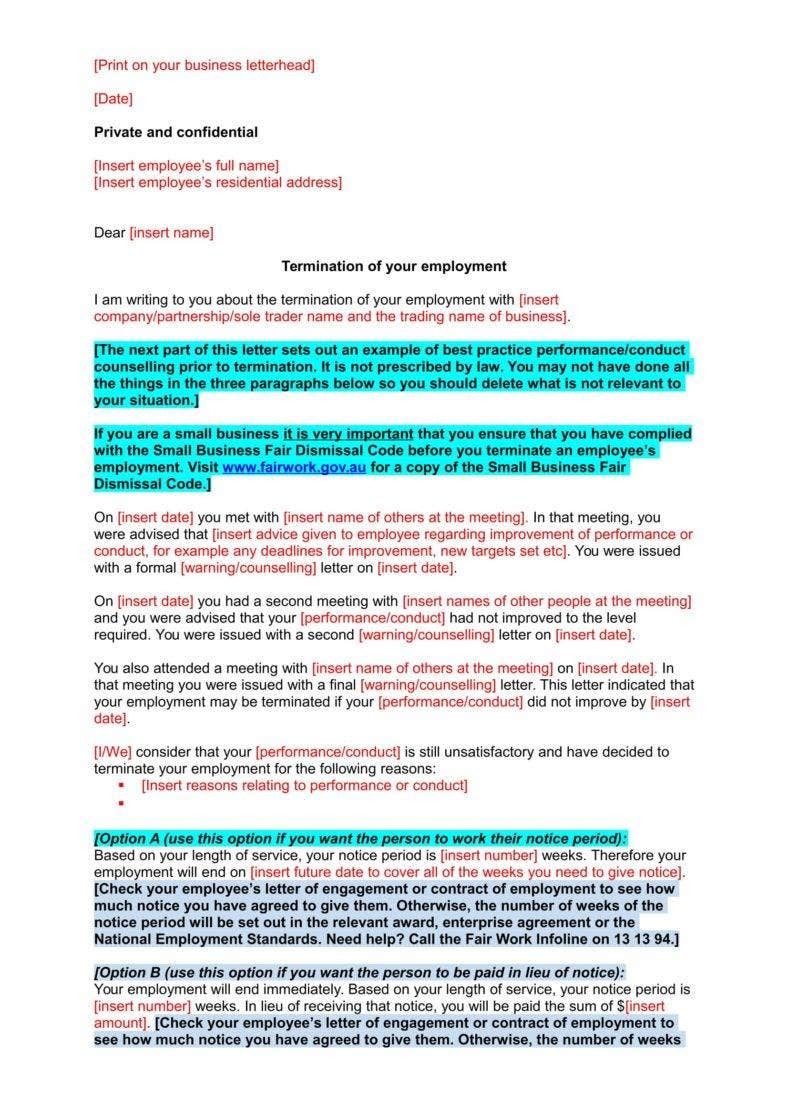 employee termination letter with notice period download 3 788x1115