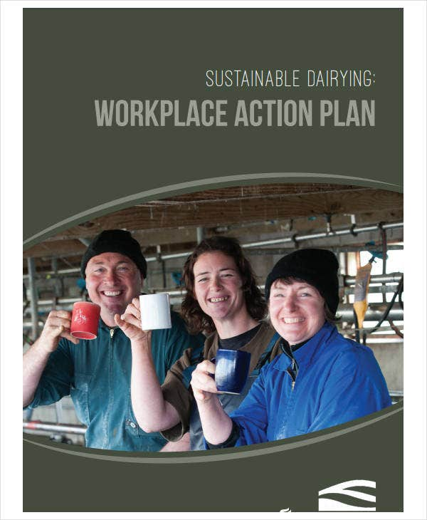 employee workplace action plan