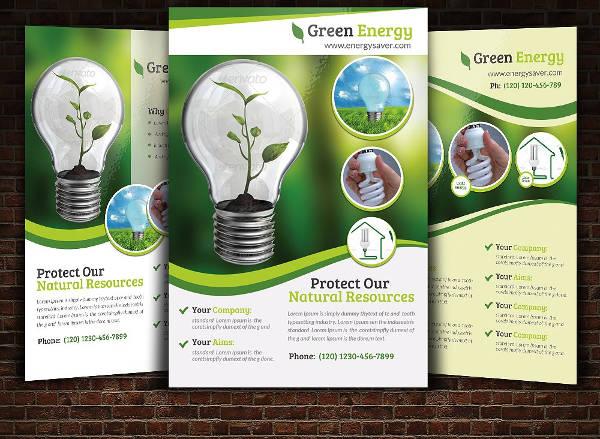 Environmental Energy Flyer