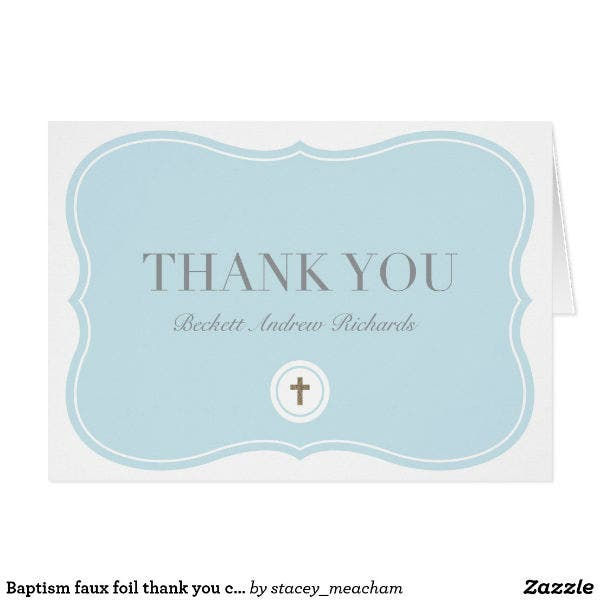 faux-foil-baptism-thank-you-card-template