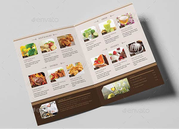 fine dining restaurant flyer bundle