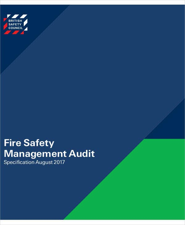 fire safety management audit