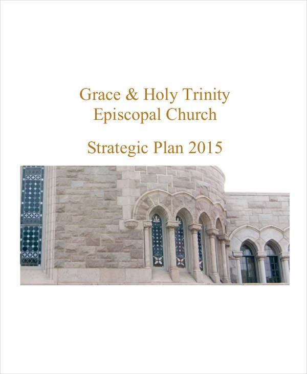 grace holy trinity episcopal church strategic plan