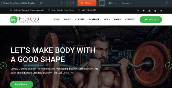 gym-fitness-trainer-website-template