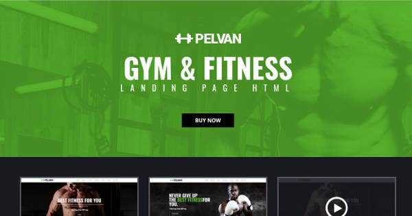 gym-fitness-website-template