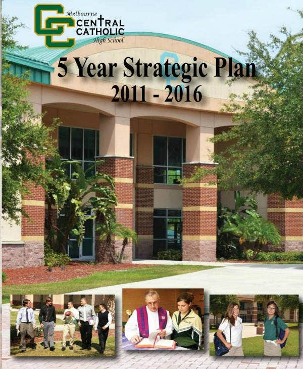 High School 5 Year Strategic Plan