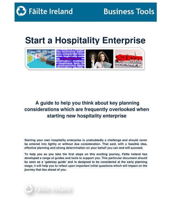 hospitality-enterprise-business-plan-sample