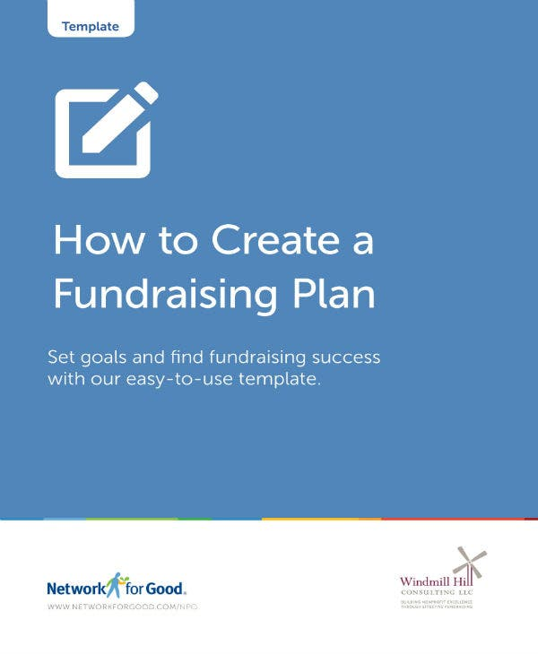 how to create a fundraising plan 01