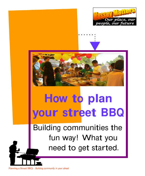 how to organise a street bbq 01