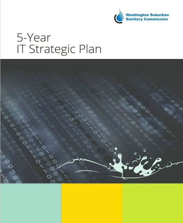 IT 5 Year Strategic Plan