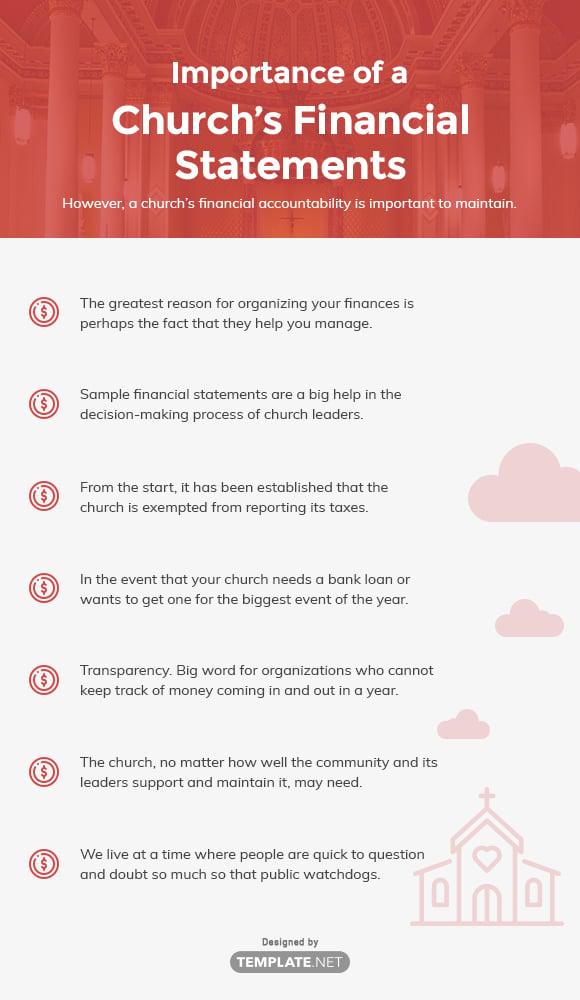 15 Church Financial Report Templates Word PDF Google