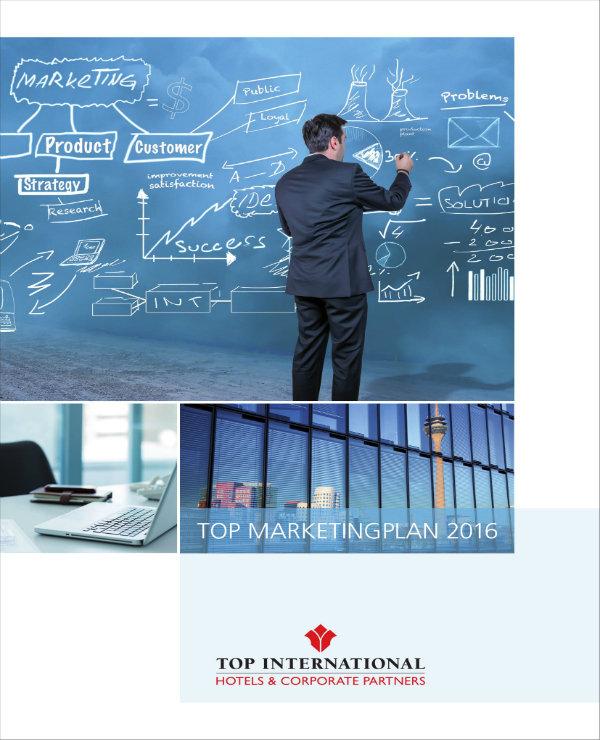 international hotel marketing plan 011