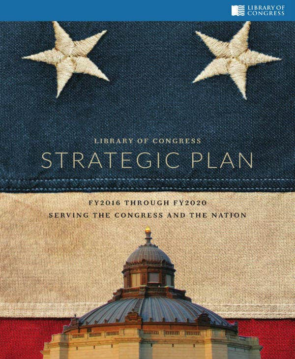 Library of Congress Strategic Plan