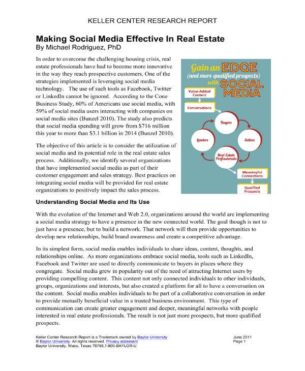 making social media effective in real estate 1