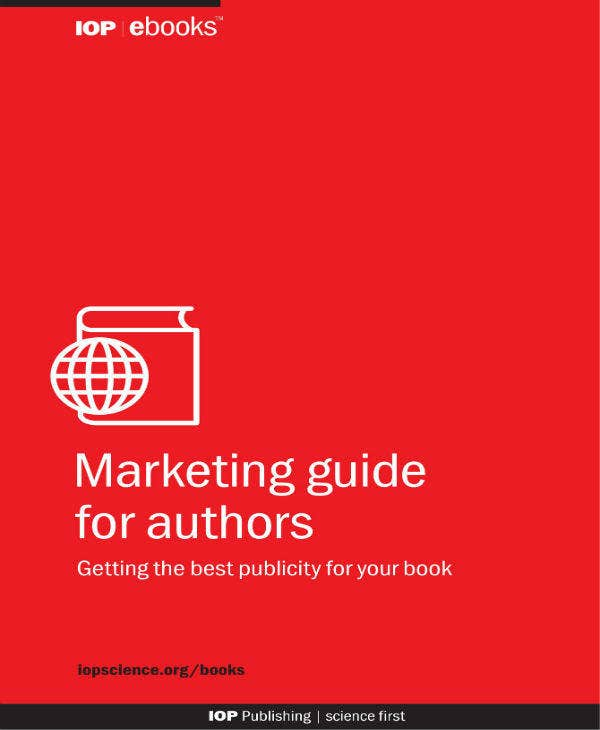 Marketing Guide for Authors