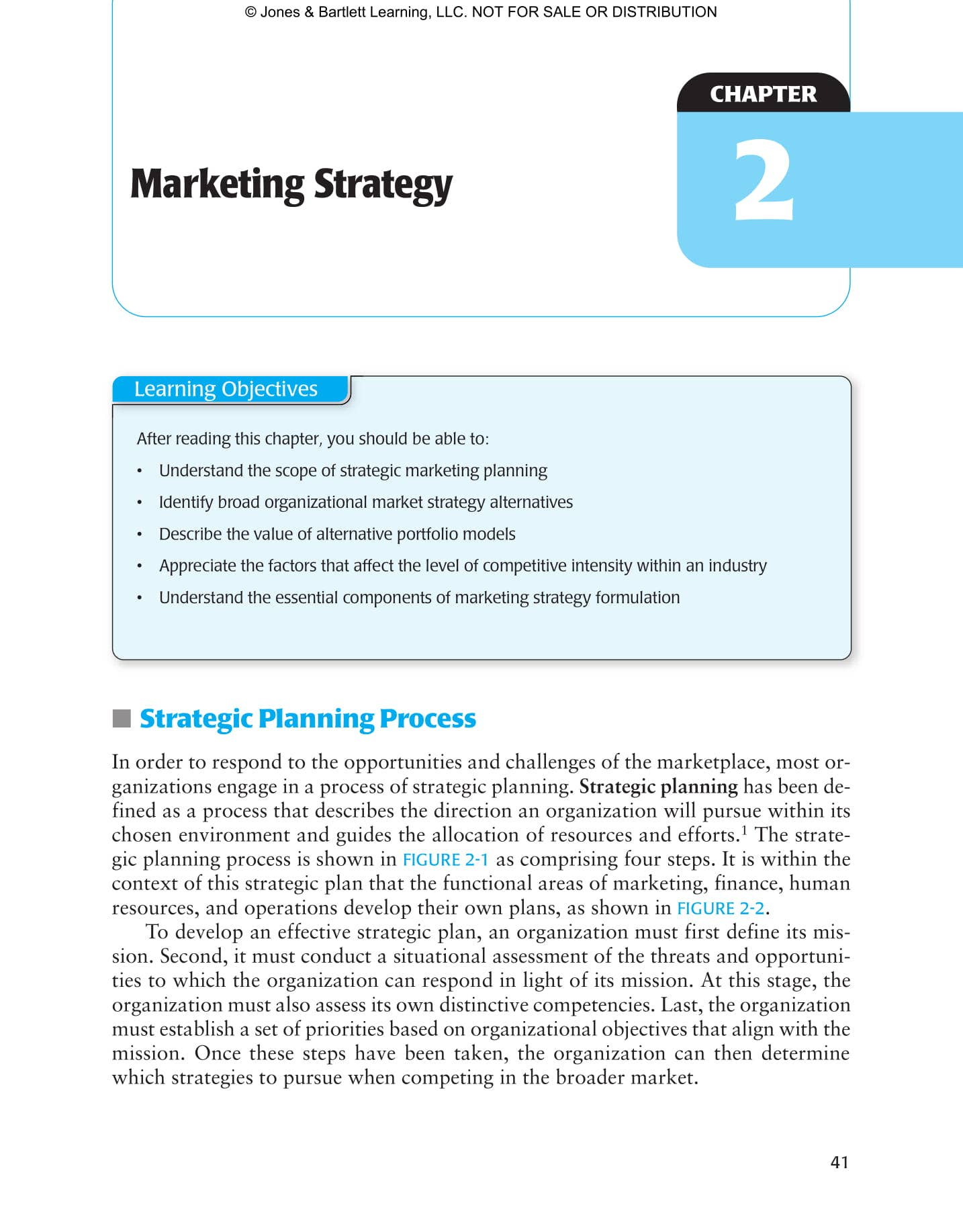 marketing strategy and sales business plan