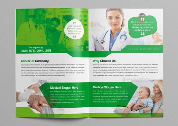 Medical Brochure Format
