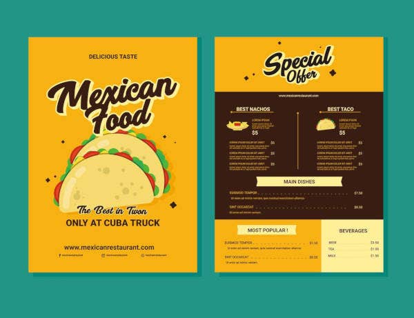 mexican-food-menu-vector
