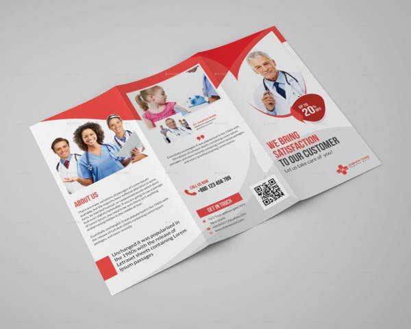 Minimal-Medical-Fair-Brochure