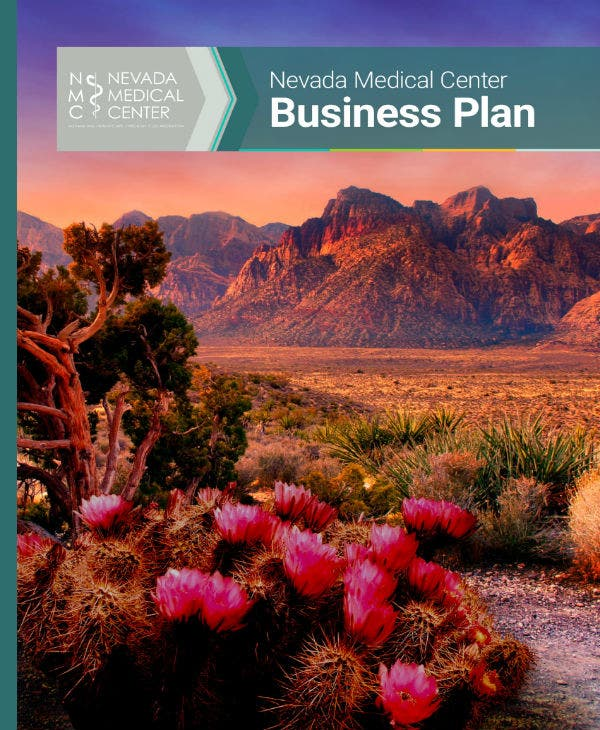 nevada medical center business plan 01