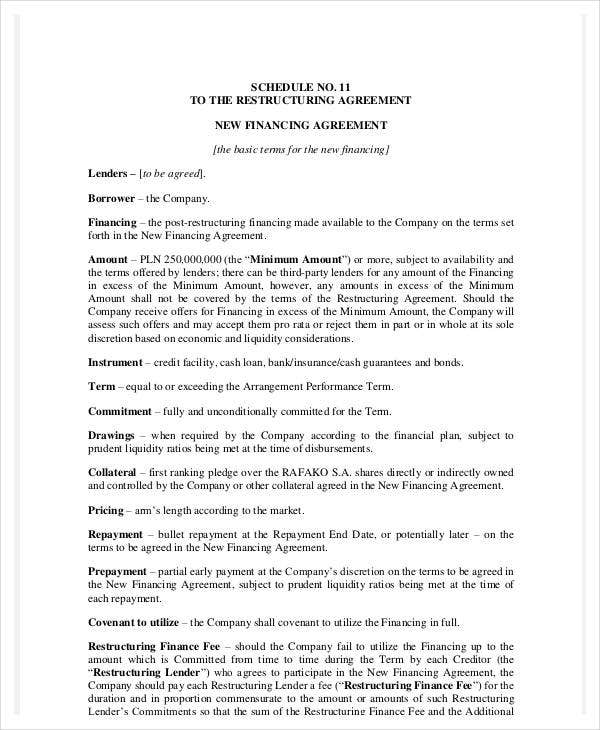 Sample Letter Of Termination Of Employment Due To Restructuring from images.template.net
