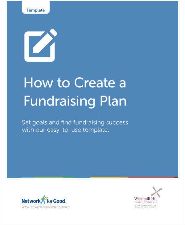 Nonprofit Fundraising Guide and Template