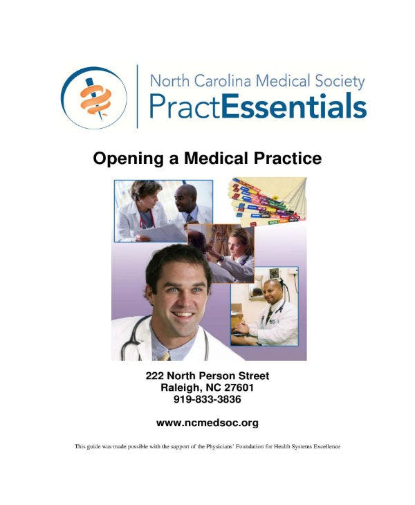 opening a medical practice 01
