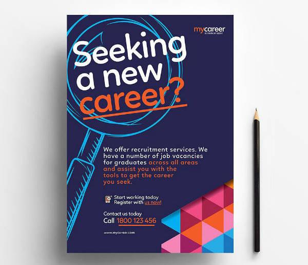 psd recruitment agency template