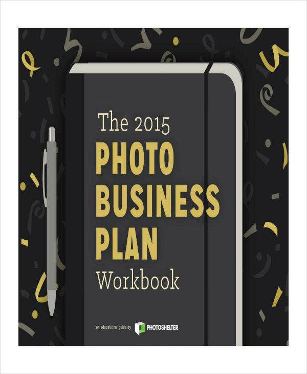 Photo Business Plan for Wedding