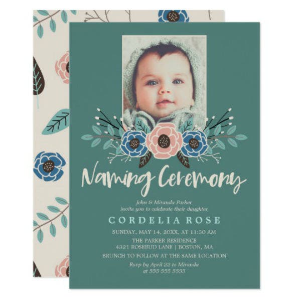 pink-green-naming-ceremony-invitation-card-template