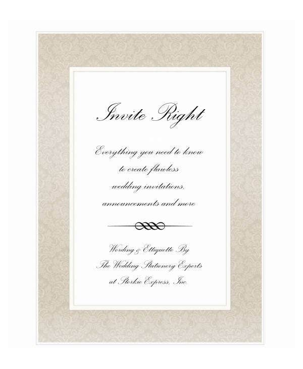 Wedding Card Pdf Kalde Bwong Co